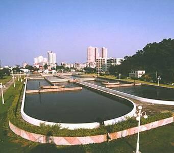 宁夏某工业开发区污水厂50000t/d一级A提标项目